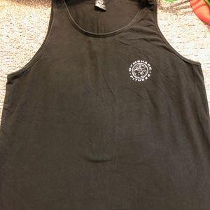 Men's gymshark tank top